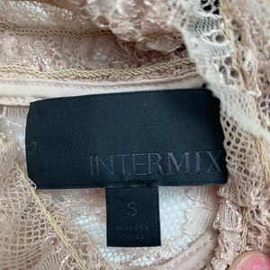 INTERMIX Tops - Lace Intermix Top